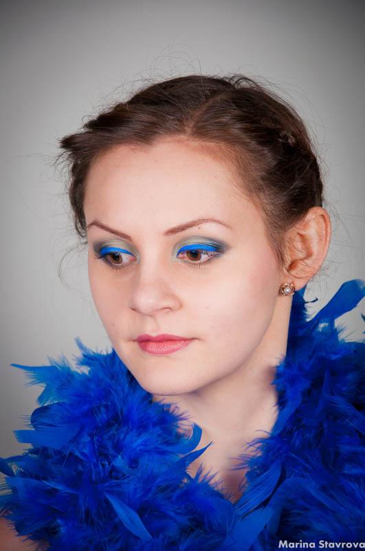 Вы просматриваете изображения у материала: Анастасия Зигмунд, визажист - стилист