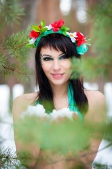 Анастасия Зигмунд, визажист - стилист