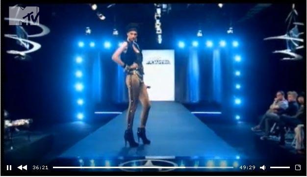 Алексей Власов на проекте MTV