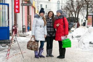 Мода улиц Ярославля